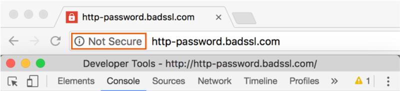Доля HTTPS в выдаче
