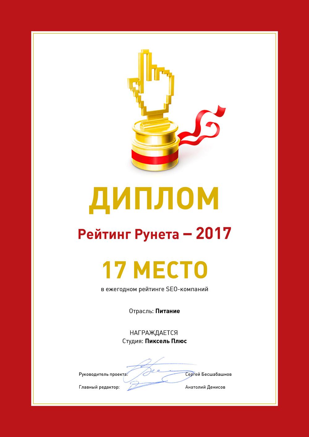Продвижение сайта для ресторана регистрация в каталогах Сясьстрой